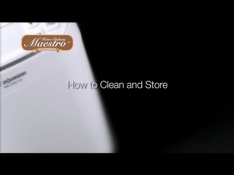 How to Clean and Store