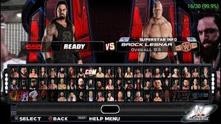 Released ! WWE 2K19 ISO FOR ANDROID/PPSSPP