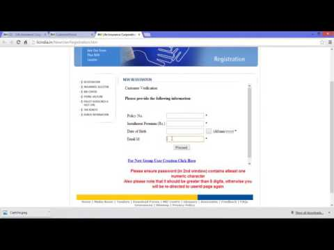 Check LIC Policy Status Details Online1