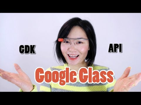 API or GDK? - What to use for your next Google Glass App.