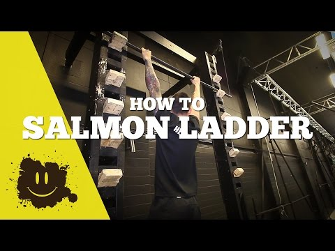 How To Salmon Ladder - With Toughest