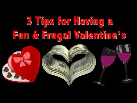 3 Tips for Saving Money This Valentine's Day