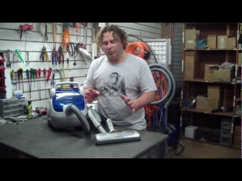 How to check the reason for your Electrolux Twin Clean Powerhead not working.