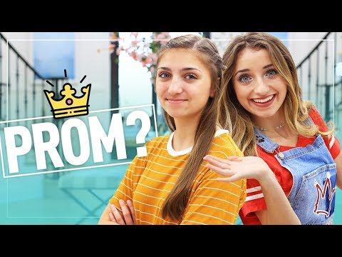 BROOKLYN and KAMRI Get Asked to PROM 2018?