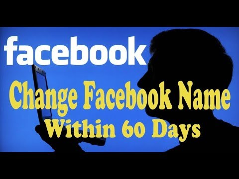 How to change Facebook name without waiting 60 days | BD CybeR TricK