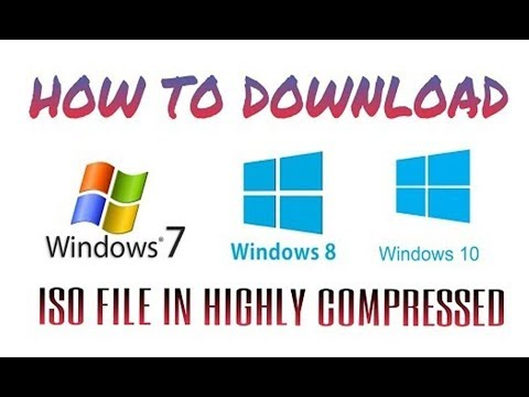 (11MB) How to Download Windows 7,8 and 10 in 11 MB Highly Compressed on PC in Hindi with proof