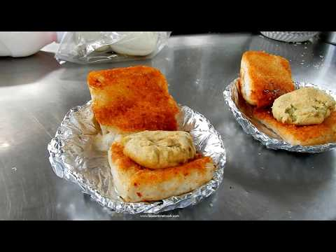 Cheese Mayonnaise Vada Pav | Curious for Indian Food