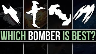 Which Star Wars Faction has the BEST BOMBER? | Star Wars Legends Lore
