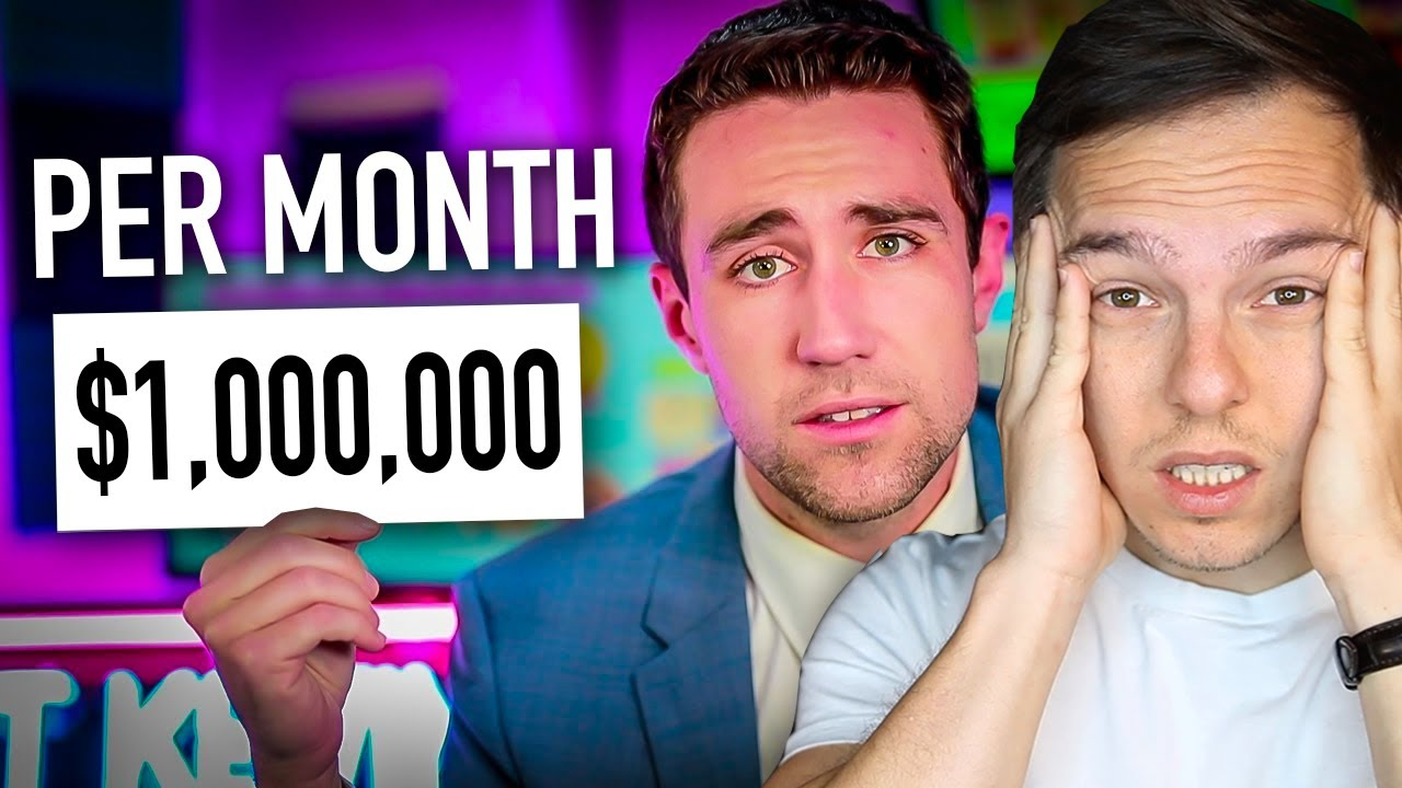 Confronting MeetKevin | How He Makes $1,000,000 Per Month