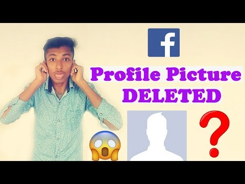 Facebook profile picture removed automatically || Facebook profile picture deleted ||