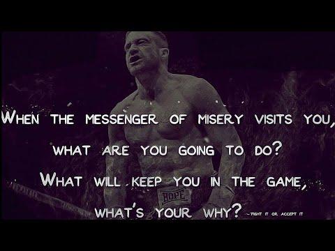 MESSENGER of MISERY - Motivational Video
