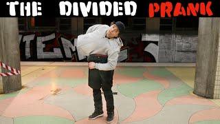 The Divided Man Prank 🔥- Julien Magic