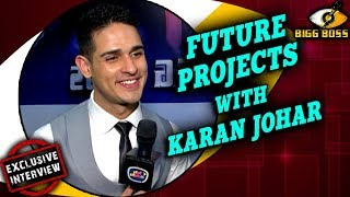 Priyank talk about his upcoming movie with Karan Johar