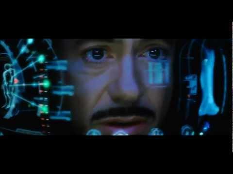 Iron Man Mark II Test Flight