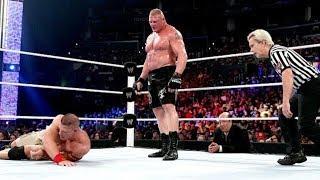 BREAKING: HUGE Change Of Plans For BROCK LESNAR JOHN CENA WWE 2017 Wrestling News Backstage