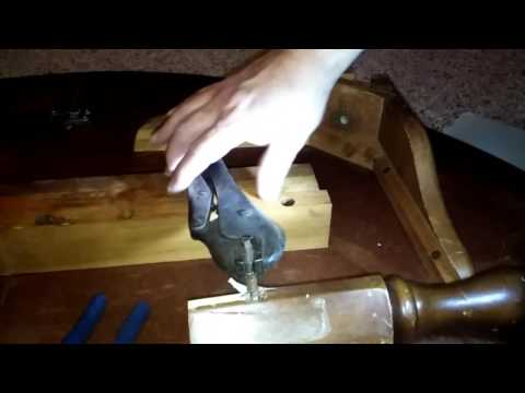 Wooden Table Leg Repair