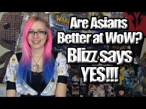 Blizz Confirms, Asians Better at WoW! | News | TradeChat