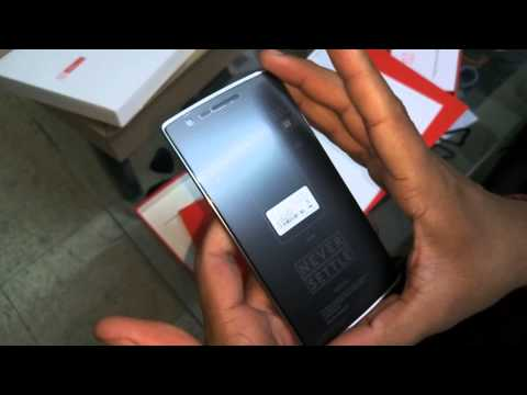 [Hindi] The Oneplus One Unboxing and Quick Look Review, worth upgrading Two ?