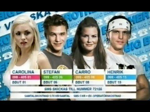 Xxx Mp4 39 Big Brother 39 2004 Säsong 4 Dag 100 Carolina Stefan Carro Henrik TV5 Kl 1900 4 Maj 2004 3gp Sex