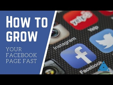 How to Grow Your Facebook Page Audience Fast - Get More Fans Now