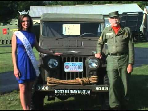 Ohio - Thank You U.S. Military Specialty Plate