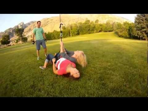 Sick Homemade Zipline! (600 feet)