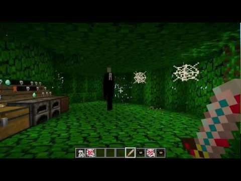 Minecraft SLENDERMAN MOD