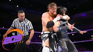 Mustafa Ali vs. Buddy Murphy: WWE 205 Live, May 8, 2018