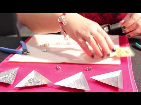 DIY Pearl and Bead Swarovski Bracelet | Dreamtime University