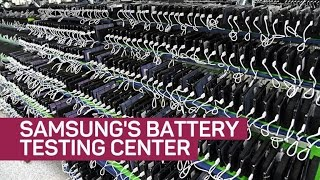 What I saw inside Samsung
