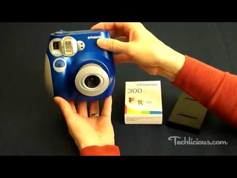 Review of the Polaroid 300 Instant Film Camera