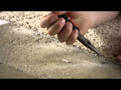 How to Replace Carpet Aluminum Edging on a Slab : Carpet Installation & Maintenance