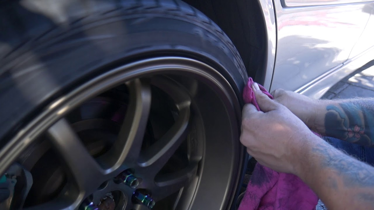 WHITE WALL TYRE APPLICATION TUTORIAL