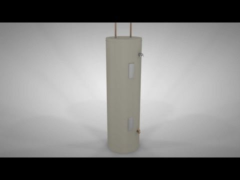 How Does an Electric Water Heater Work? — HVAC Repair Tips