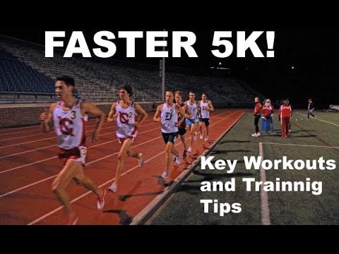 HOW TO RUN A FASTER 5K : WORKOUTS AND TRAINING TIPS | Sage Running