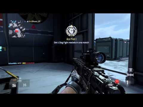 Call of Duty®: Advanced Warfare Trickshot !