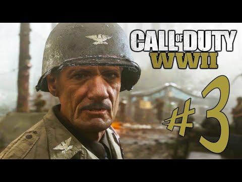 Call of Duty WW2 - Parte 3: Máquina da Morte!!!! [ PC - Playthrough ]
