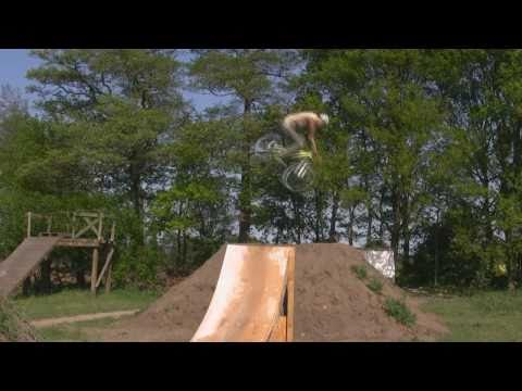 mtb dirt backyard edit HD