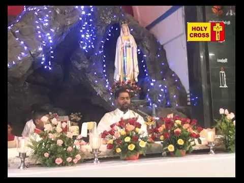 Holy Cross Tv Daily Catholic Tamil Mass -30-07-2016