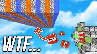 THIS TNT CANNON is UNBELIEVABLE... ( Minecraft Factions #16 )
