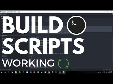 How a Build Script Bash File Works | Kernel Compilation