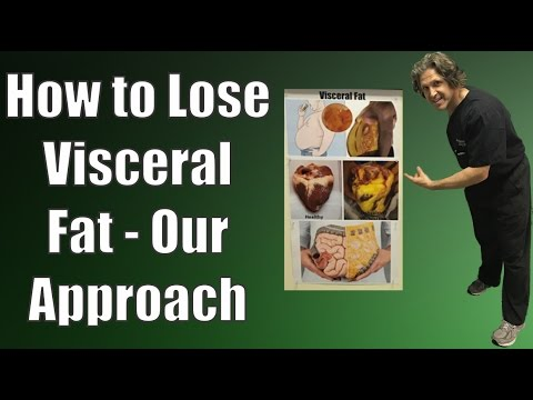 How to Lose Visceral Fat (