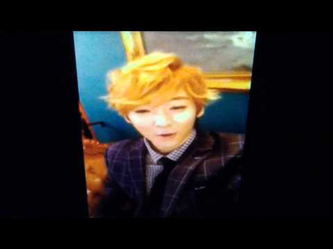 2013.10.28 Starcall From U-KISS Kevin