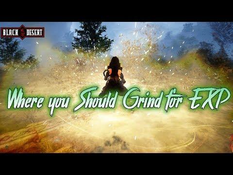 BDO - Where you Should Grind for EXP - PakVim net HD Vdieos