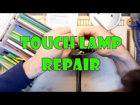 TDL- Touch Lamp Repair