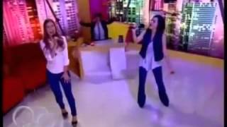 VIOLETTA  ANGIE Y JADE(Аyжи и Джейn поют вмесnе)Veo-Veo