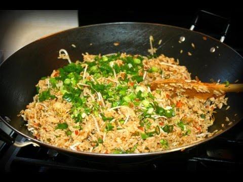 Chicken Fried Rice Recipe.