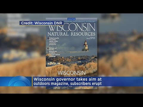 Controversy Surrounds Wisconsin DNR Magazine