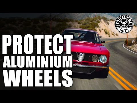 How To Protect Aluminum Wheels - Chemical Guys Max Coat Wheel Guard