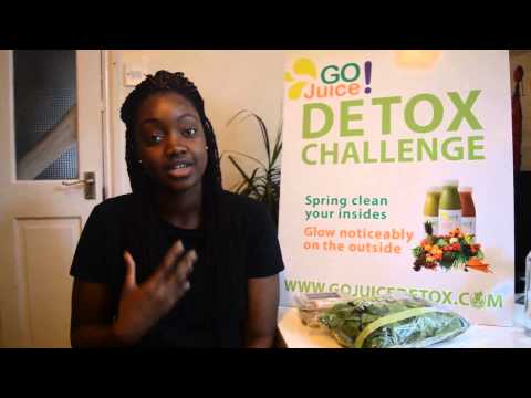 How To Lose a Stone & Improve Your Skin with GO Juice Detox